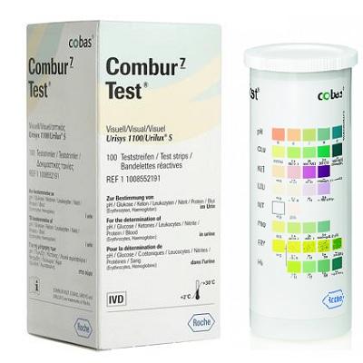 Roche Combur 7 test
