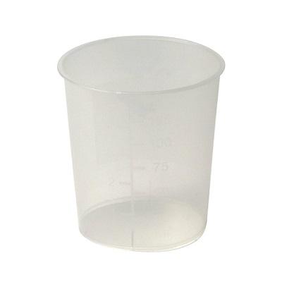 Urinebeker-zonder deksel 125ml