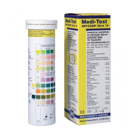 Medi-Test uryxxon