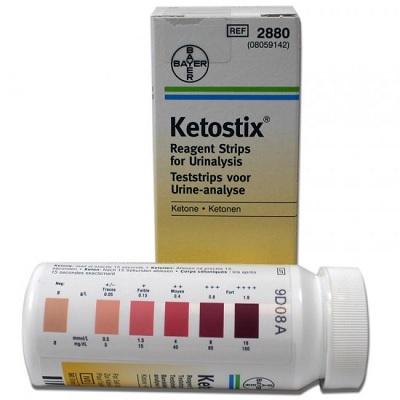 Bayer Ketostix-urinetest