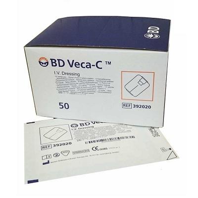 Vecafix infuuspleister-50st