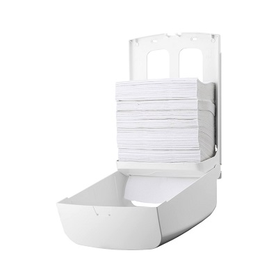 PlastiQline Handdoekdispenser-kunststof-Wit-500×500-1