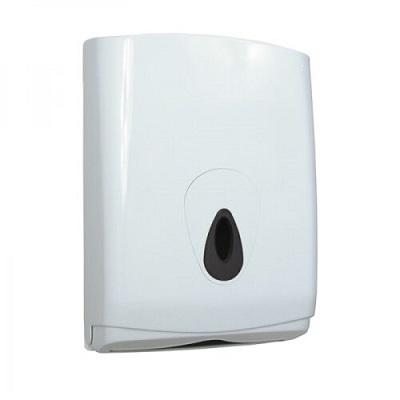 PlastiQline Handdoekdispenser-kunststof-Wit-500×500