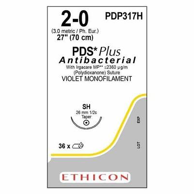Hypo-allergeen-hechtdraad-PDS-Plus